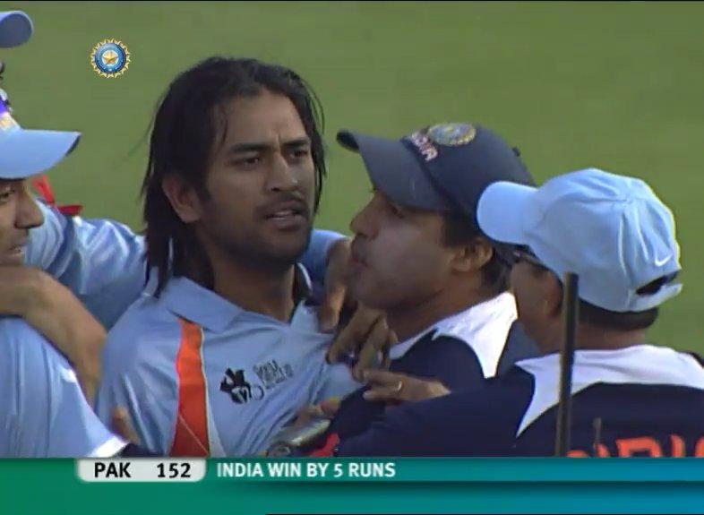 India beat Pak to win inaugural World T20