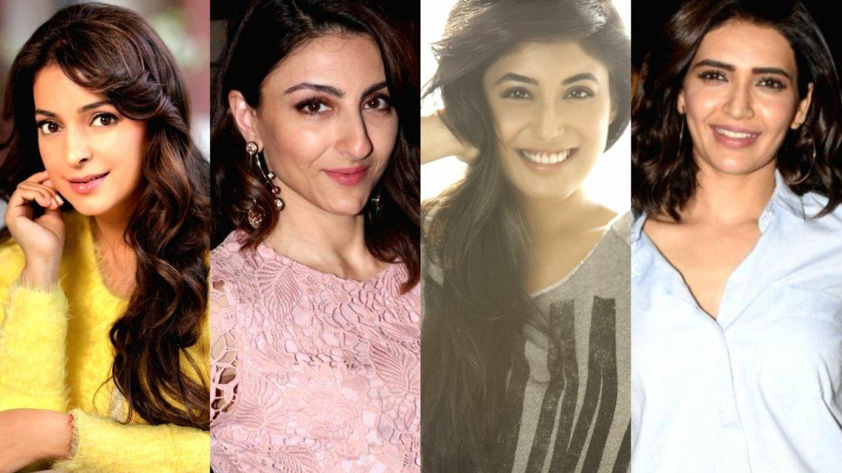 Juhi Chawla, Soha Ali Khan, Kritika Kamra, Karishma Tanna