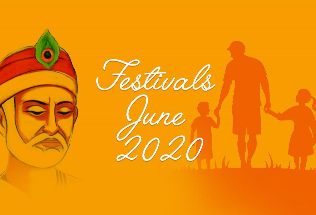 June 2020 festivals