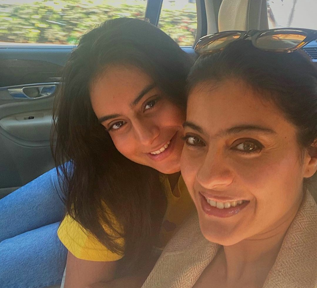Kajol to stay with daughter Nysa in Singapore amid the ongoing pandemic