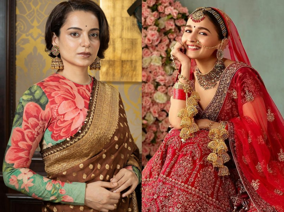 Kangana Ranaut on Alia Bhatt's bridal ad