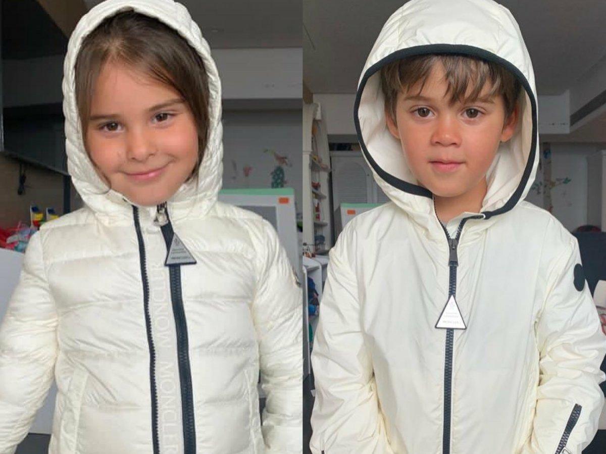 Karan Johar shares adorable pics of twins Roohi and Yash