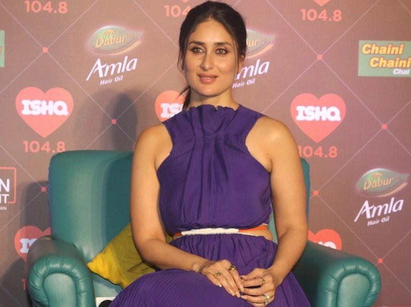 Kareena Kapoor at 'What Women want' show
