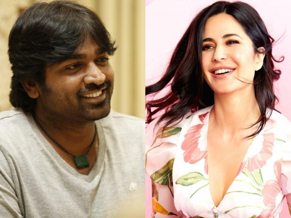Katrina Kaif and Vijay Sethupathi