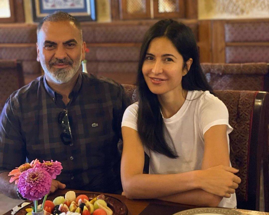 Katrina Kaif bids adieu to Cappadocia as she completes Tiger 3 shoot