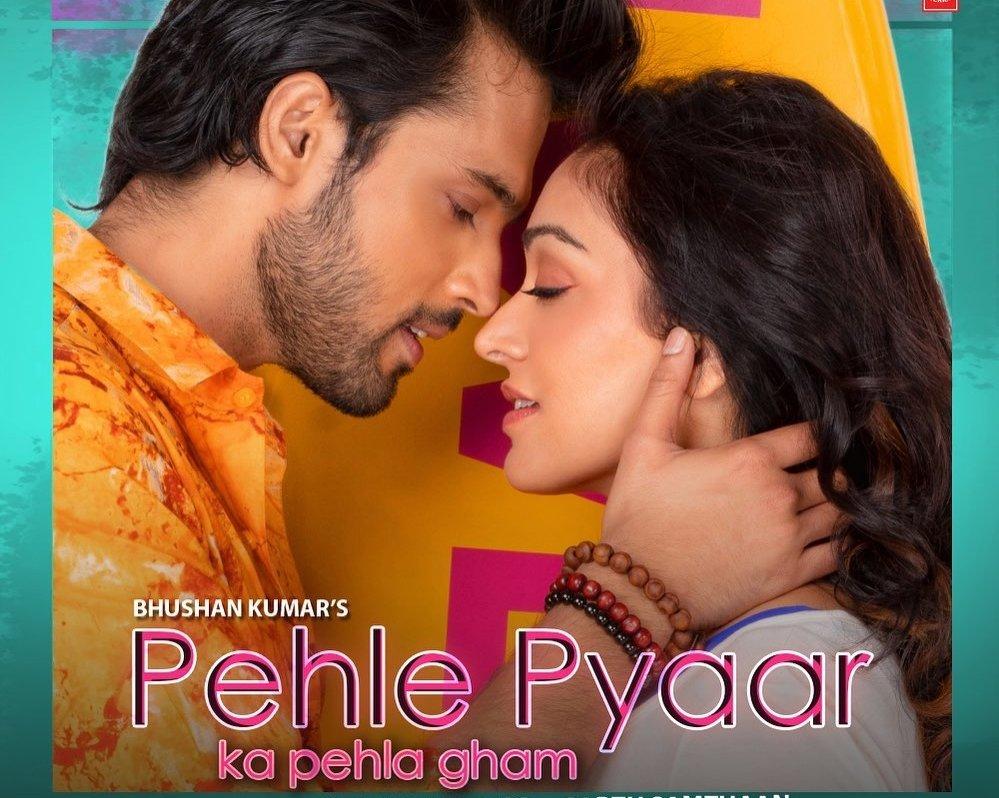 Khushali Kumar and Parth Samthaan starrer 'Pehle Pyaar Ka Pehla Gham'
