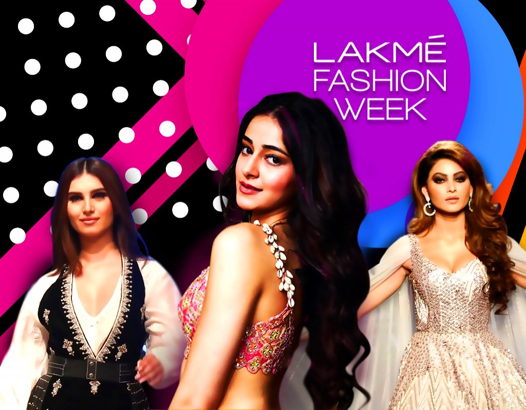 lakme fashion week bollywood showstoppers