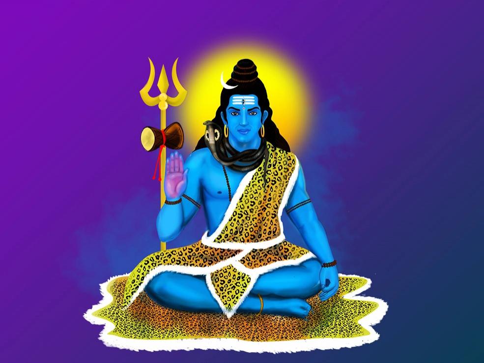 Lord Shiva images for Maha Shivaratri