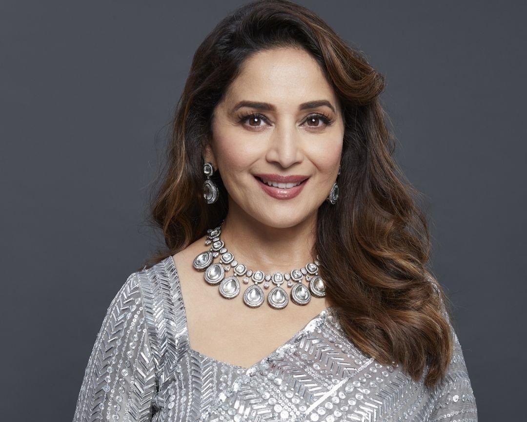 Madhuri Dixit Nene is 'back on set' of Dance Deewane