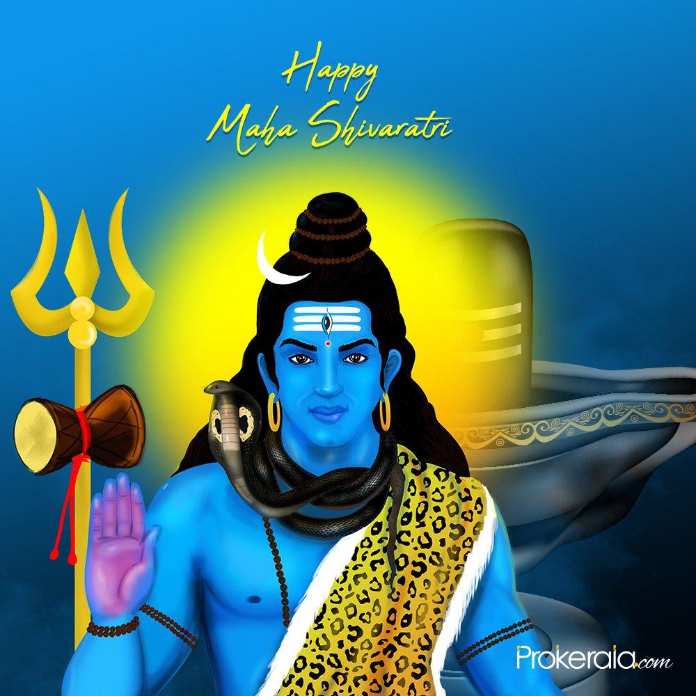Maha Shiva's  grace will be celebrated as  Masik Shivaratri