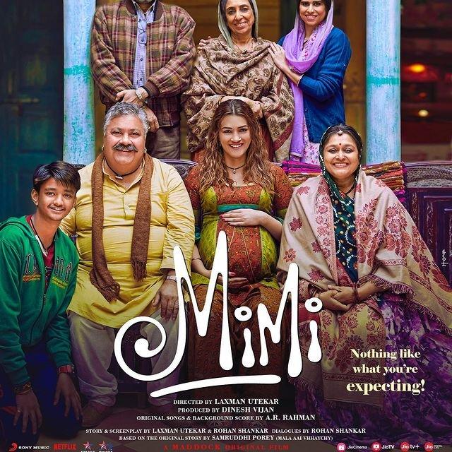 Mimi new poster