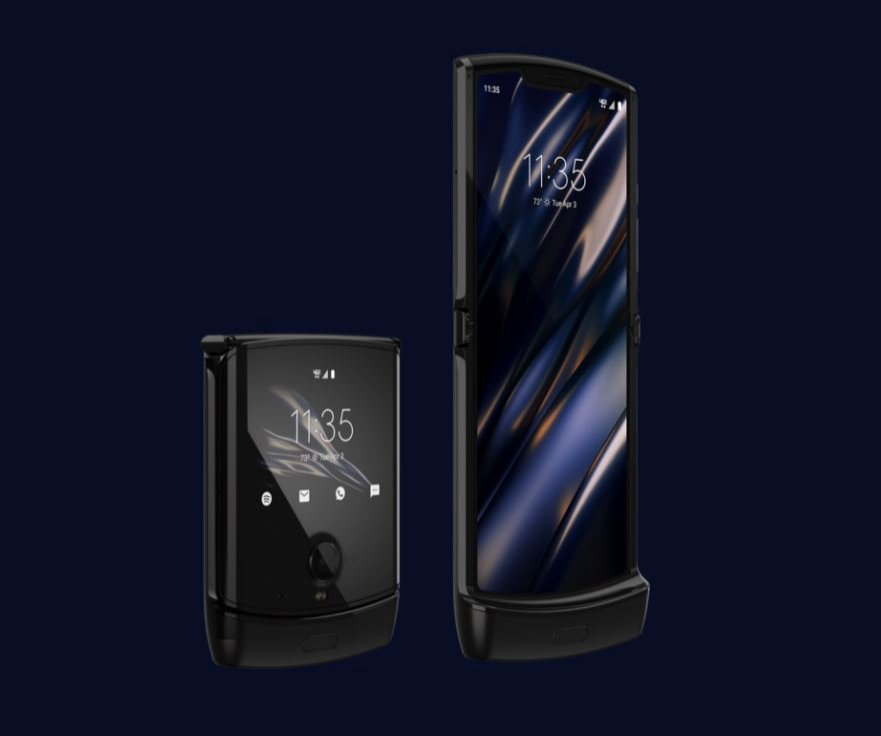 Motorola Razr 2019 launched in India for Rs 1,24,999