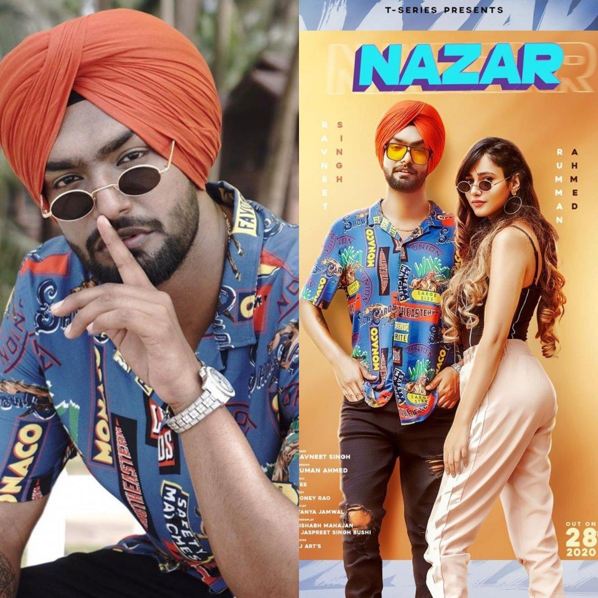 Nazar song from Ravneet Singh