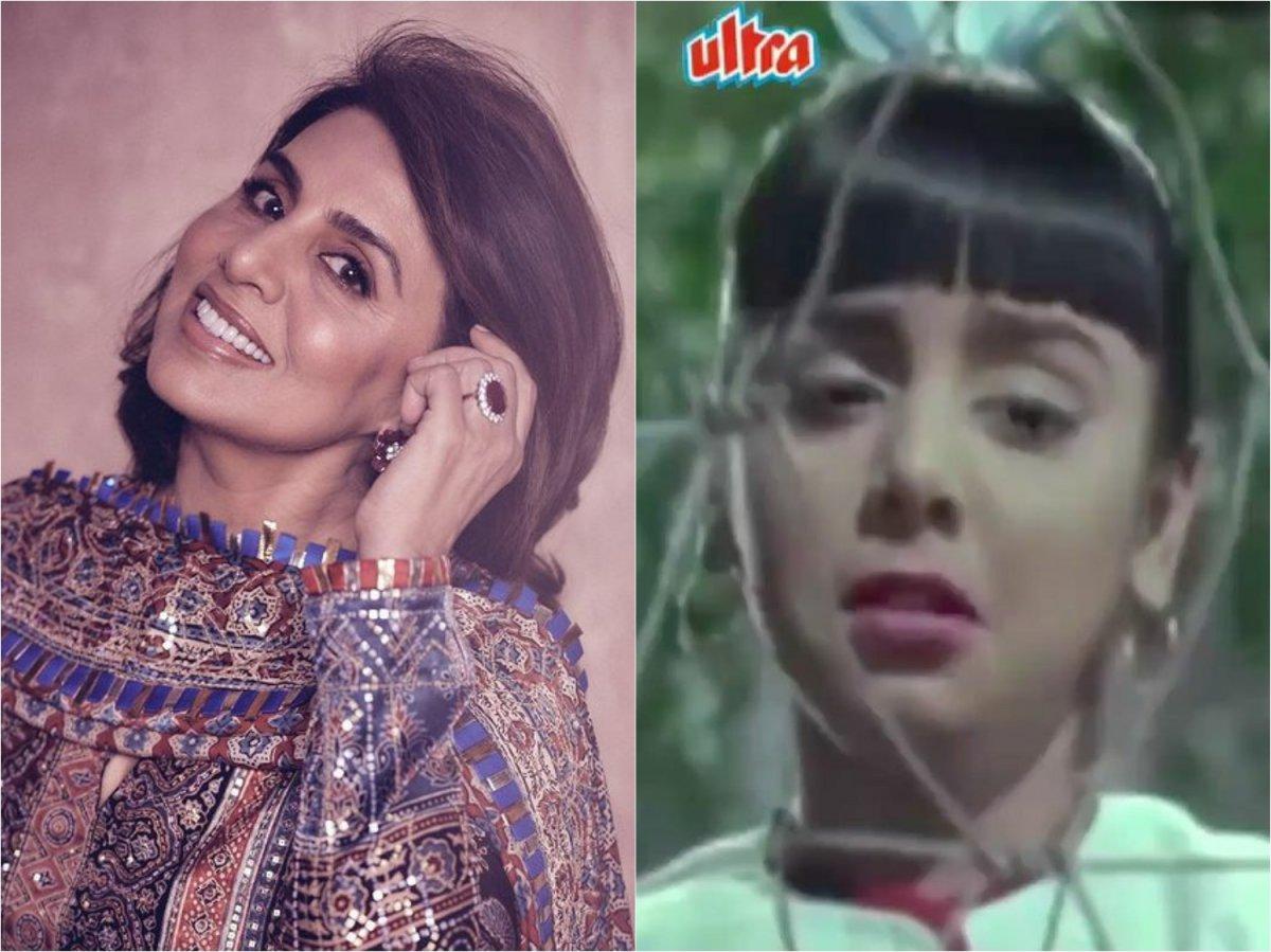 Neetu Kapoor shares video of Do Kaliyaan as child artist