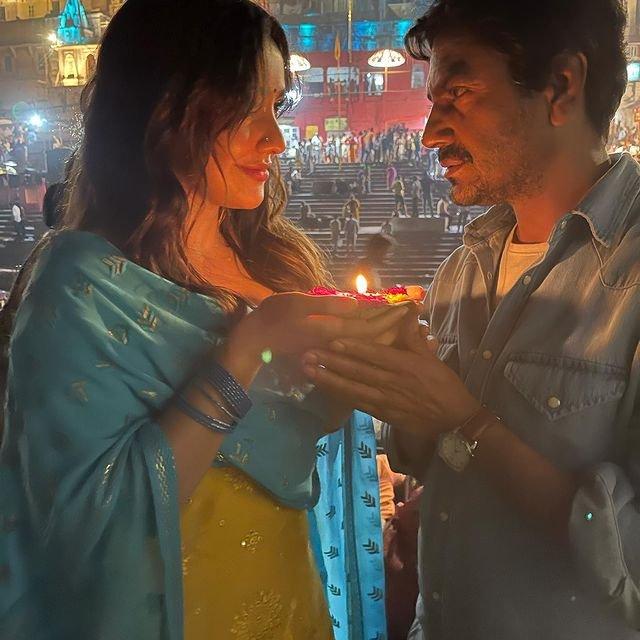 Neha Sharma and Nawazuddin Siddiqui wrap Jogira Sara RaRa
