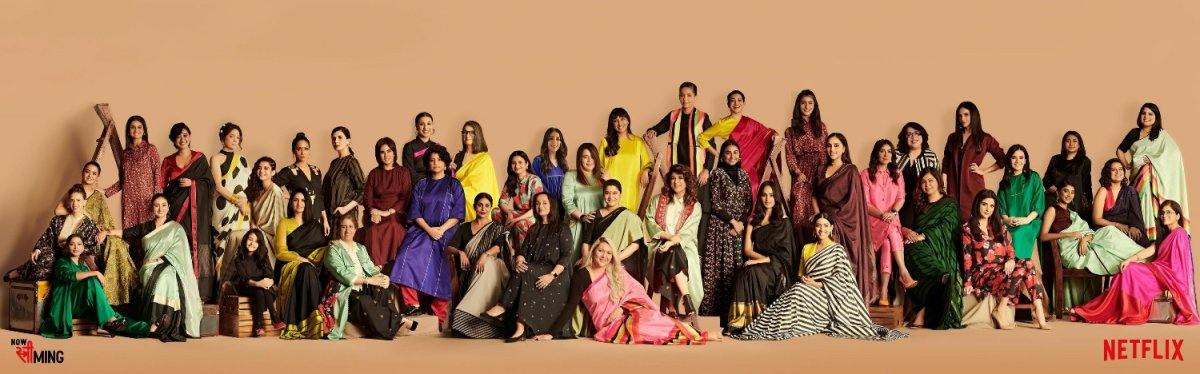 Netflix India celebrates International Womens Day with entire B-Town female brigade