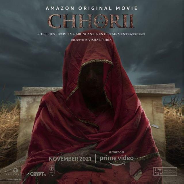 Nushrratt Bharuccha starrer Chhorii to release on Amazon Prime Video in November