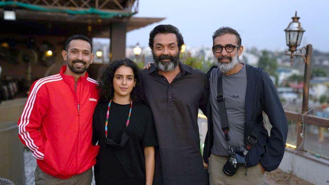 obby Deol, Vikrant Massey and Sanya Malhotra wrap Love Hostel