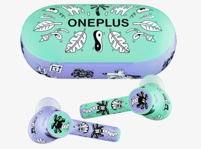 OnePlus Buds Z limited edition