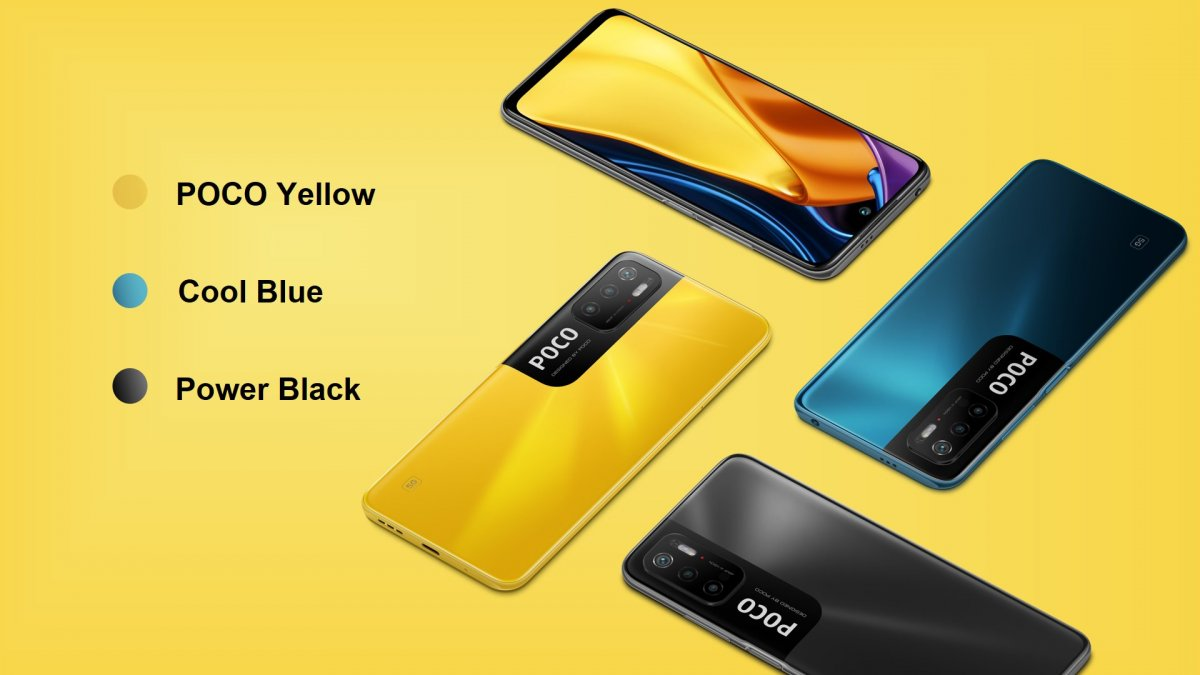 POCO unveils its first 5G smartphone M3 Pro in India