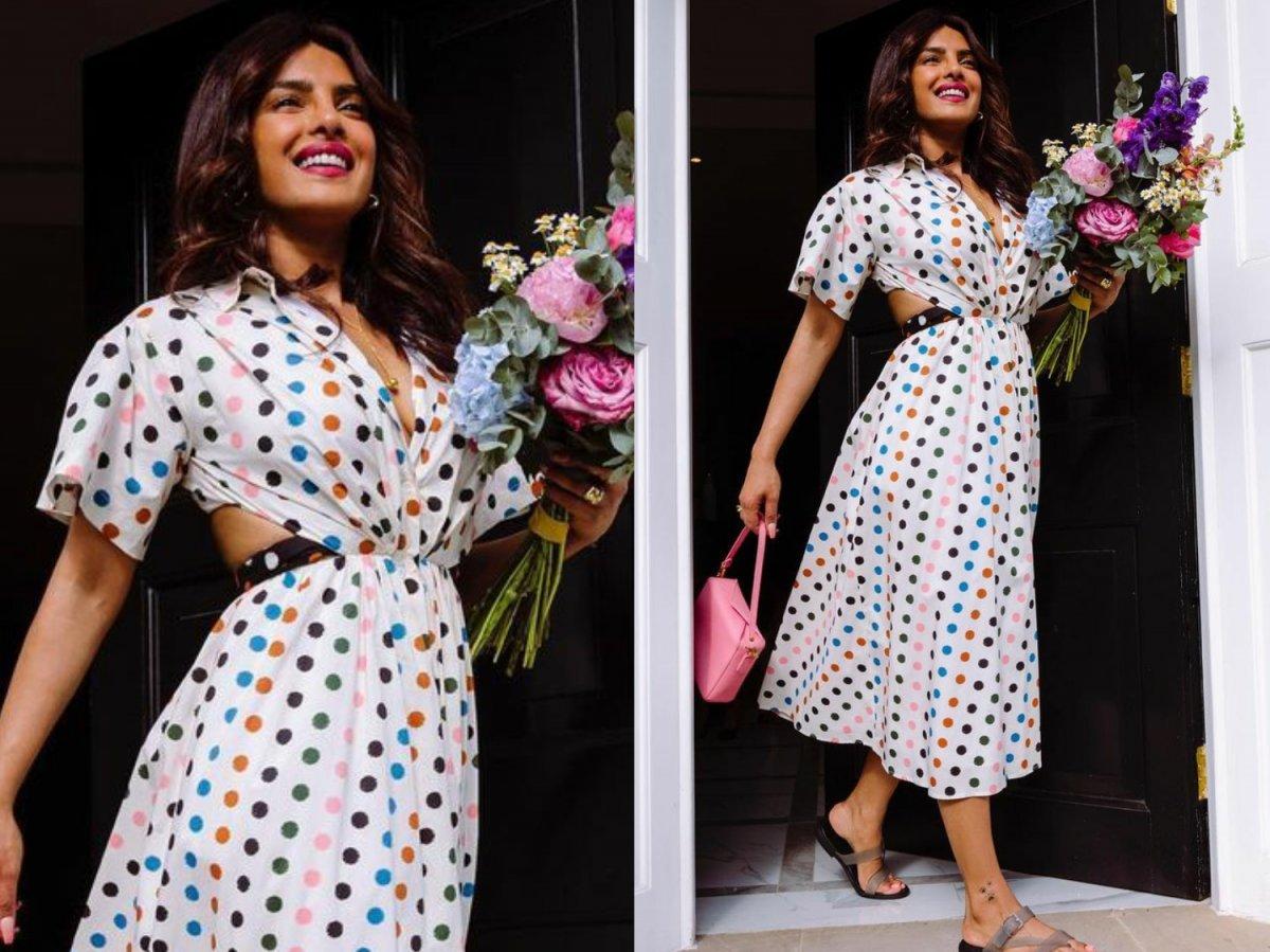 Priyanka Chopra's summer look in London is gorgeous