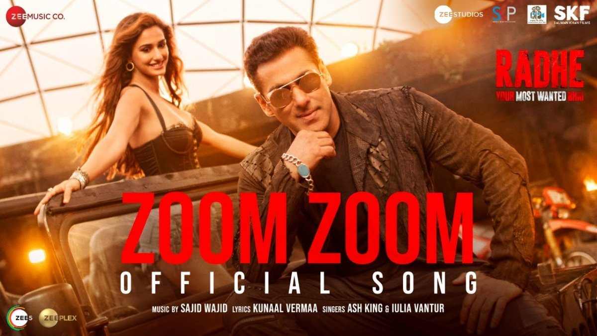 Radhe: Your Most Wanted Bhai's fourth song Zoom Zoom dropped