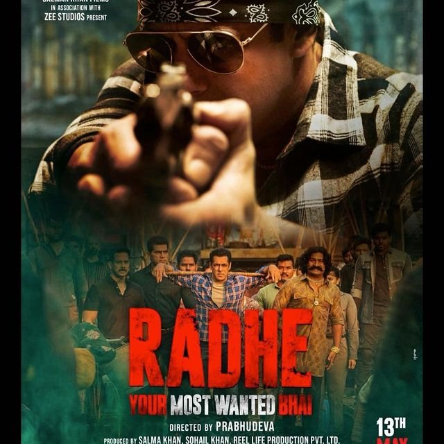 Radhe Your Most Wanted Bhai trailer