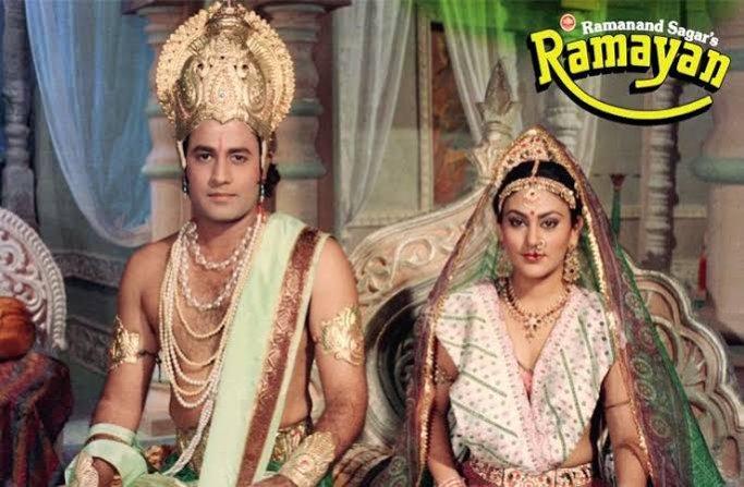 Ramanand Sagar's 'Ramayana'