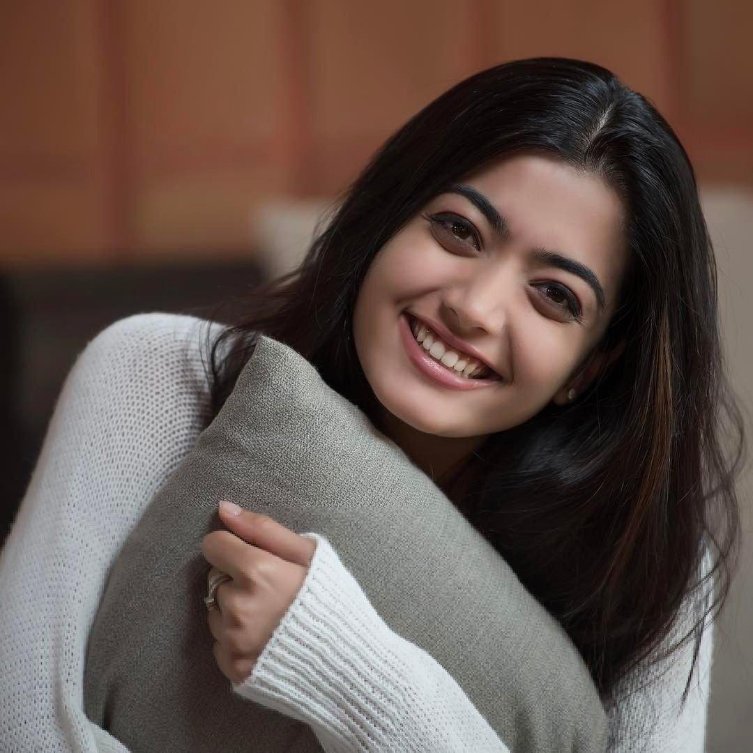 Rashmika Mandanna Saree Clad looks