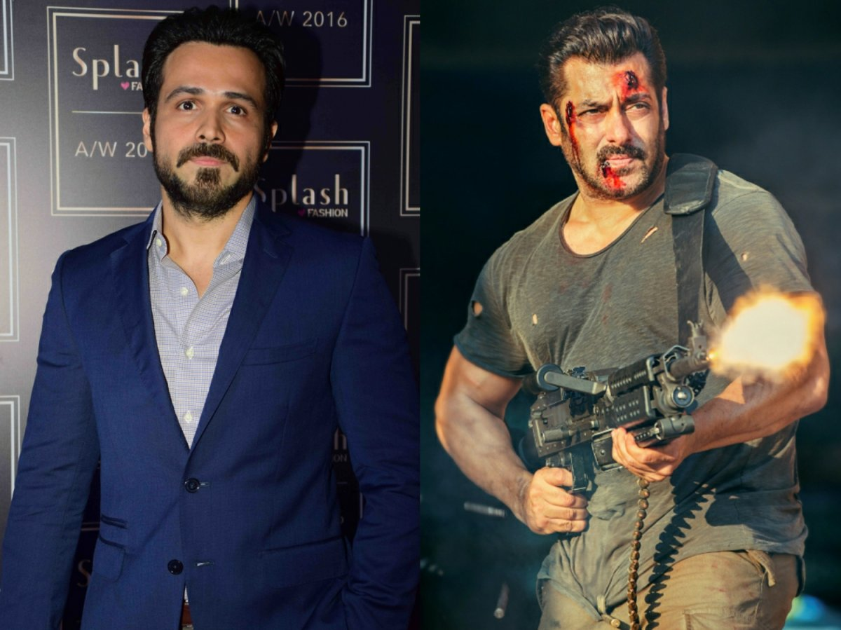 Real tiger will decide whether I am in Tiger 3 or not, says Emraan Hashmi