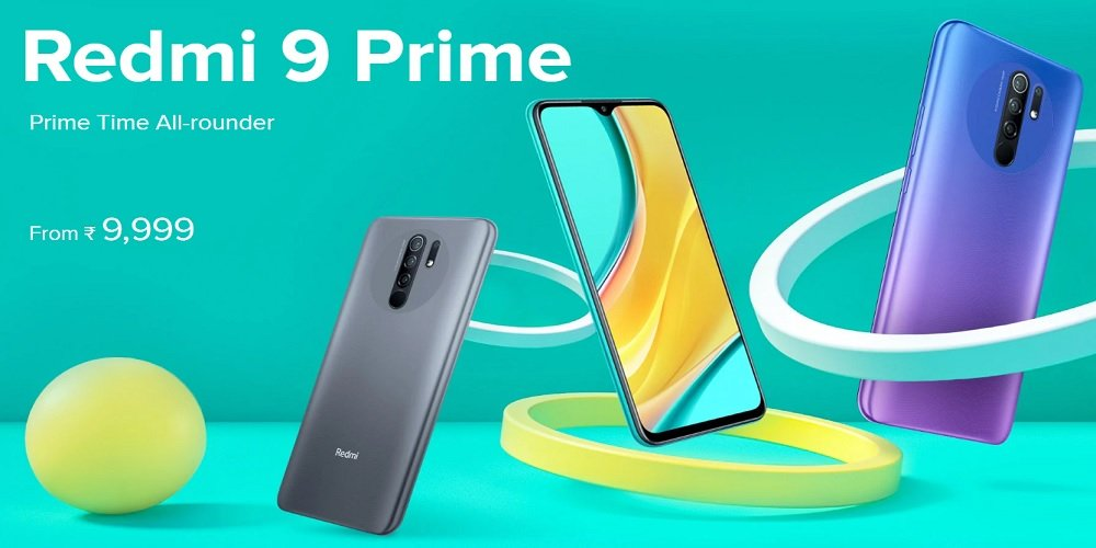 Redmi 9 Prime to go on sale on Amazon on August 6