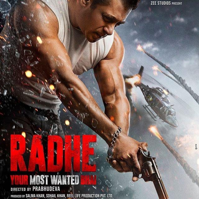 Salman Khan drops release date for Radhe