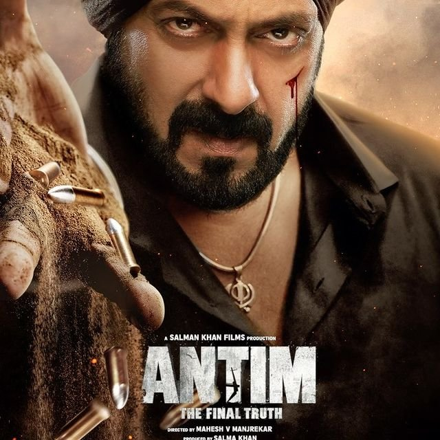 Salman Khan starrer Antim gets a theatrical release date