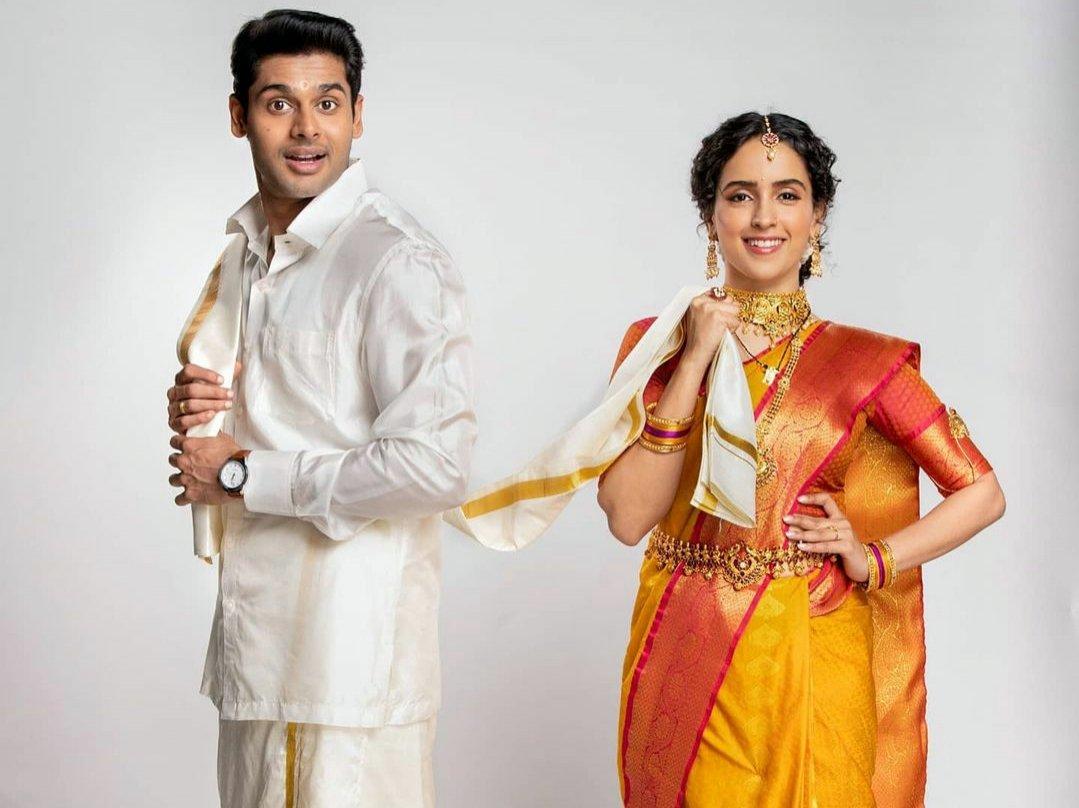 Sanya Malhotra and Abhimanyu Dassani to star in Netflix film