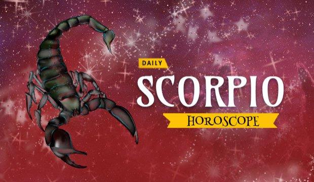 Daily Scorpio Horoscope