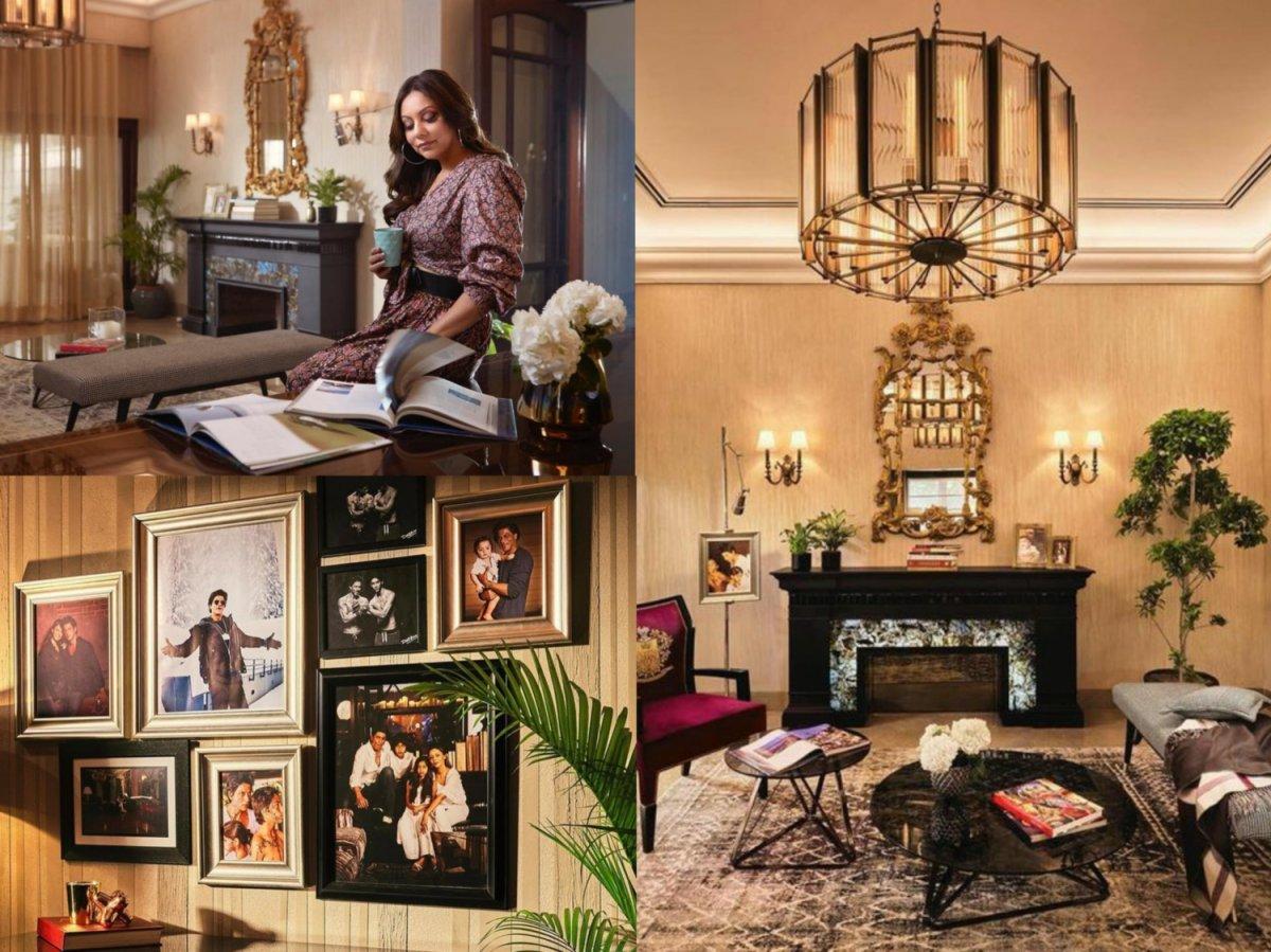 Shah Rukh Khan and Gauri Khan's Delhi home