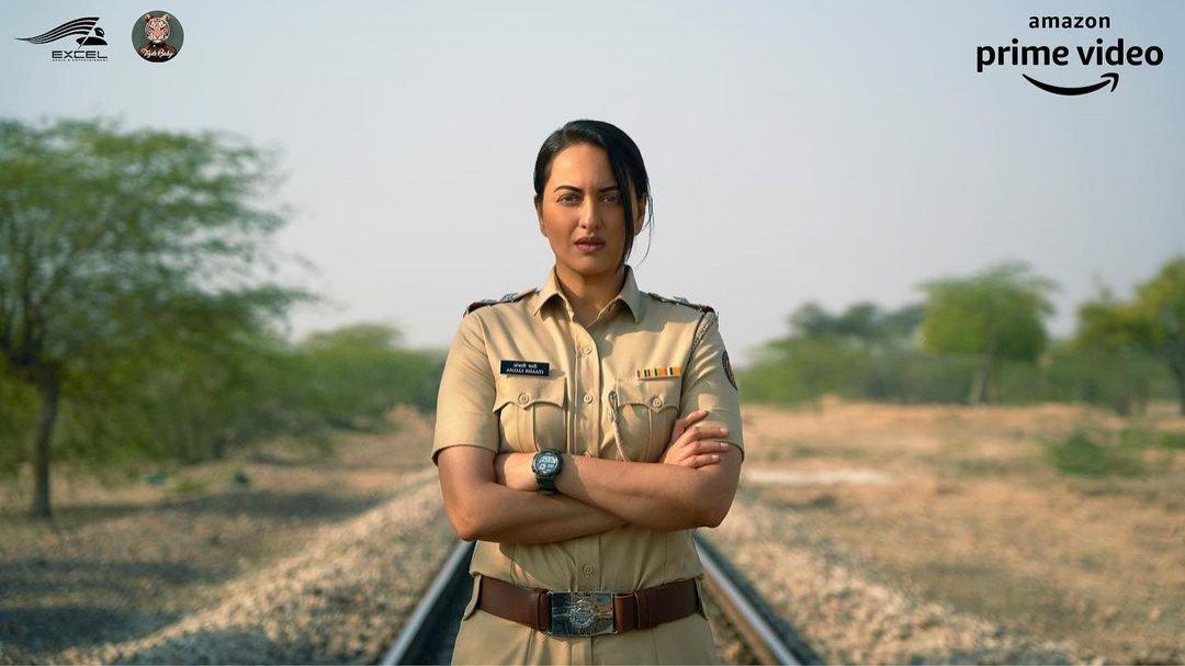 Sonakshi Sinha unveils her first look from 'Fallen'