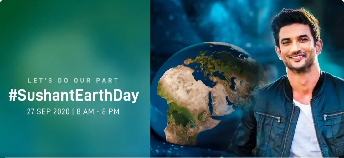 Sushant Earth Day