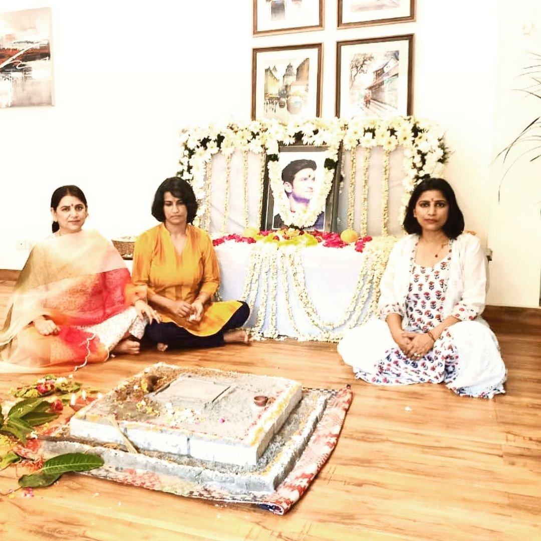 Sushant Singh Rajput's death anniversary: Sister Meetu Singh remembers him