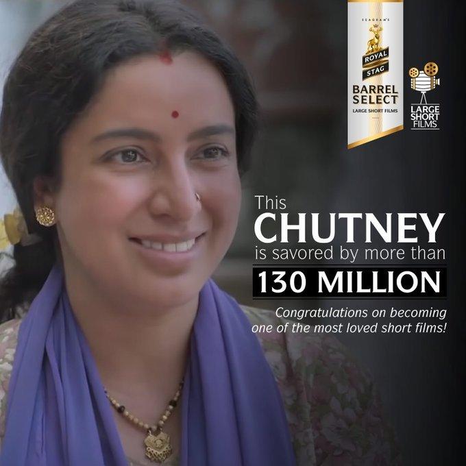 Tisca Chopra's short film 'Chutney'