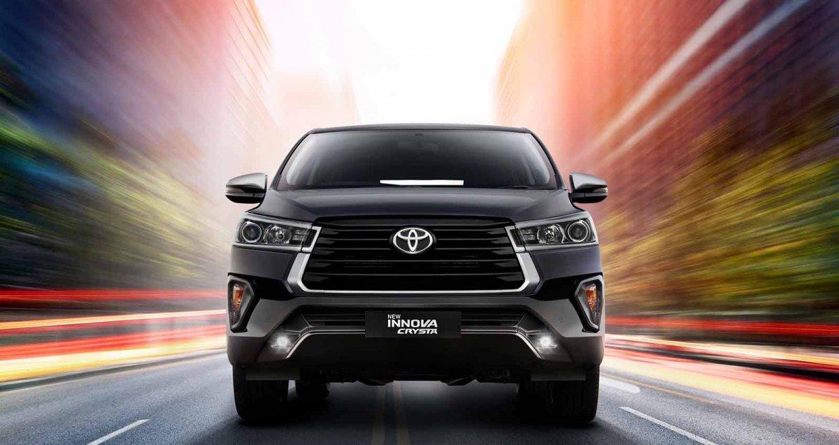 Toyota launches third generation of Innova MPV