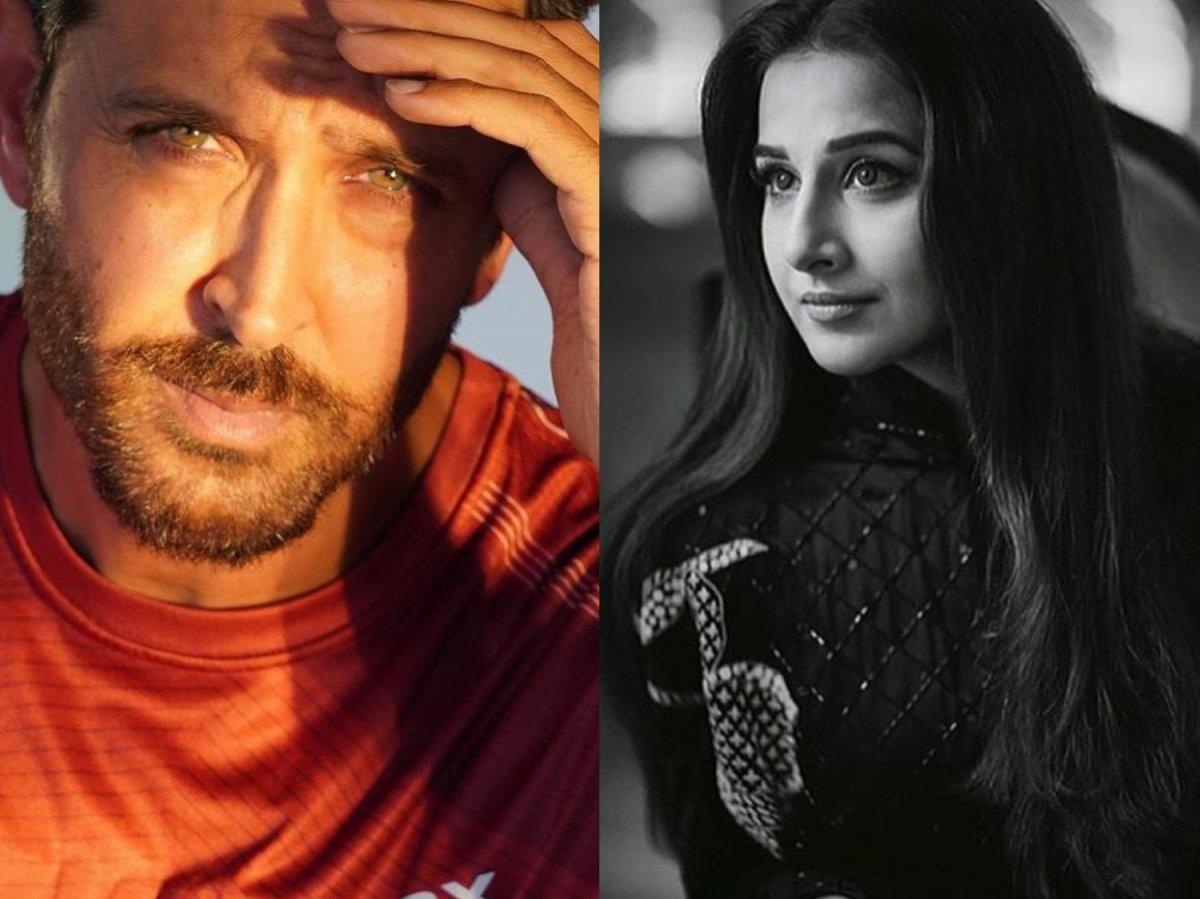 Twinkle Khanna gives a big shout-out to Hrithik Roshan and Vidya Balan