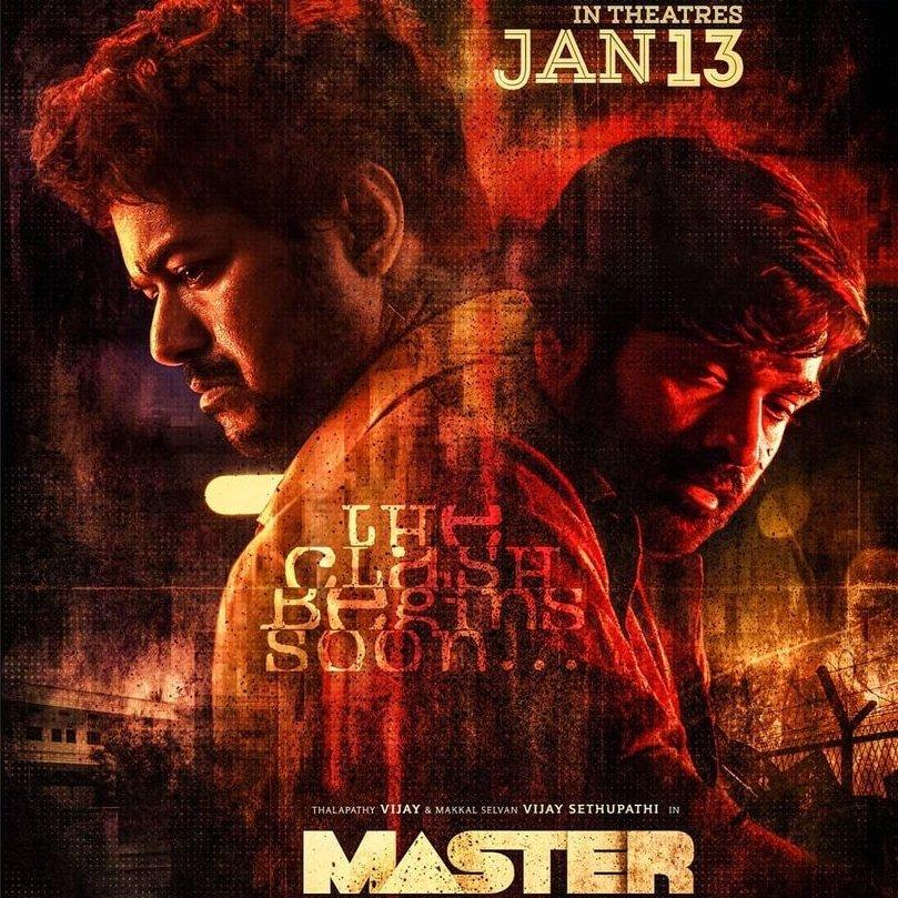 Vijay starrer Master