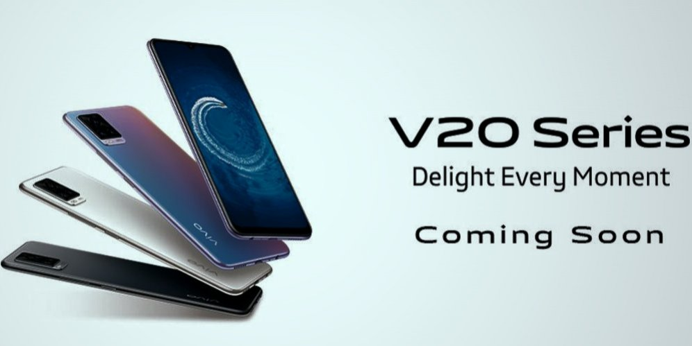 Vivo V20 Specifications Detailed Fully Ahead of Launch in India