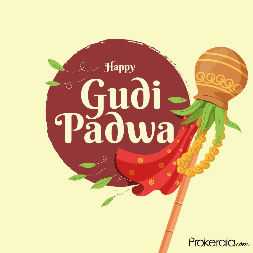 Wishing all a safe and healthy Gudi Padwa
