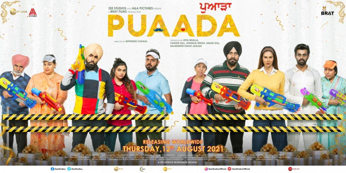 Zee Studios confirm the release date of Puaada