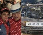 Actress Shabana Azmi injured in car accident
