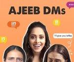 Aditi Rao Hydari, Nushrratt Bharuccha, Fatima Sana Shaikh share 'ajeeb' DMs in a video