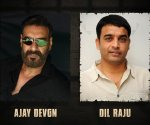 Ajay Devgn and Dil Raju collaborating for the remake of Naandhi