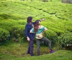 Akshay Kumar and Jacqueline Fernandez in Ooty for Ram Setu